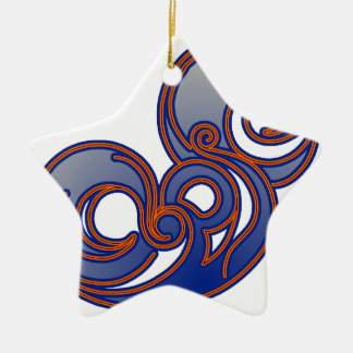 Epic 'Blue' Christmas Ornaments