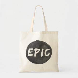 Epic Budget Tote Bag