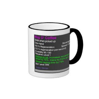 Epic Caster's Mug O' Coffee