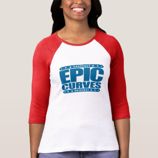 EPIC CURVES - Savage Amazonian Warrior Physique T-shirt