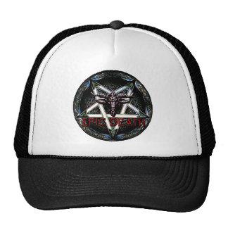 Epic Death Pentagram Hat