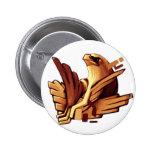 Epic Eagle Design #1 Button
