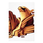 Epic Eagle Design #1 Custom Stationery