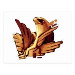 Epic Eagle Design #1 Post Card