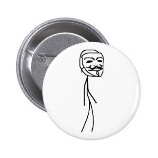 Epic Fail Guy Pinback Button