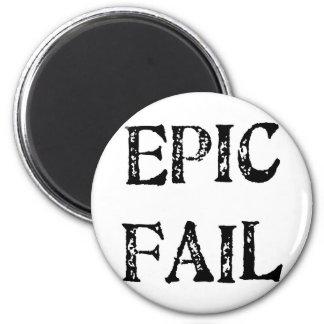 Epic Fail Fridge Magnets