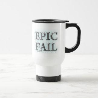 Epic Fail Travel Mug