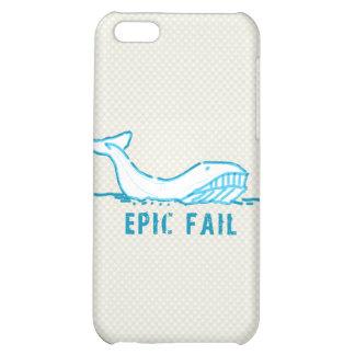 Epic Fail Whale iPhone 5C Cover
