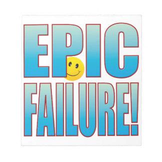 Epic Failure Life B Notepads