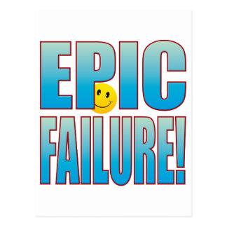 Epic Failure Life B Postcard