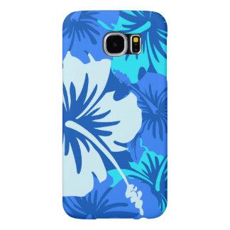 Epic Hibiscus Floral Hawaiian Samsung Galaxy S6 Cases