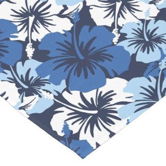 Epic Hibiscus Hawaiian Floral Short Table Runner