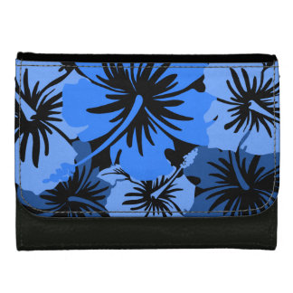 Epic Hibiscus Hawaiian Floral Wallets