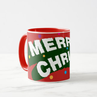 Epic Merry Christmas 3D Mug