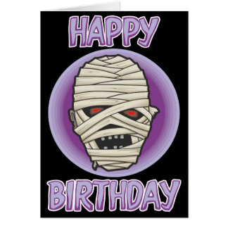 Epic Mummy Birthday Card
