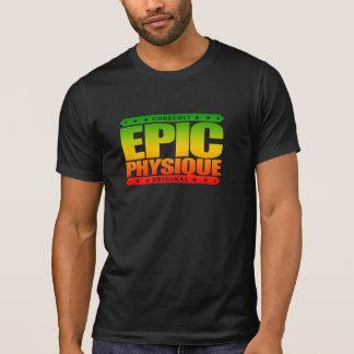 EPIC PHYSIQUE - Ripped Greek God-Like Warrior Body Shirt