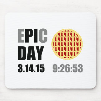 "Epic Pi Day - E""PI""C DAY Mouse Pad"