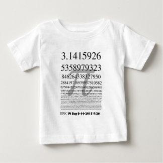 Epic Pi Day Shirt 2015!