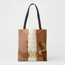 Epic Pirate Outfit Matey Tote Bag