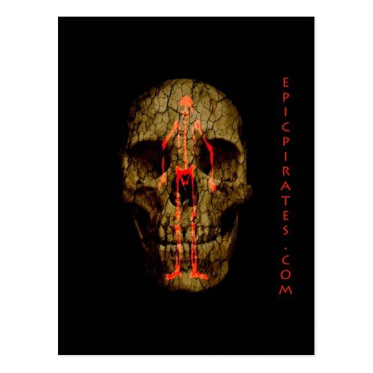 Epic Pirates Banner #4 Postcard