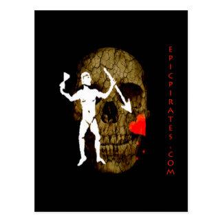 Epic Pirates Banner #6 Postcard