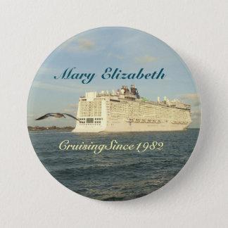 Epic Pursuit Cruise Name Badge