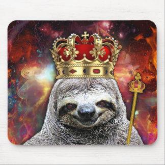 Epic Sloth king musepad Mouse Mat