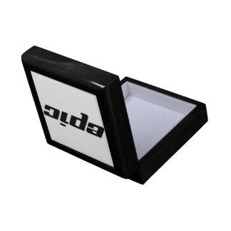 Epic Small Square Gift Box