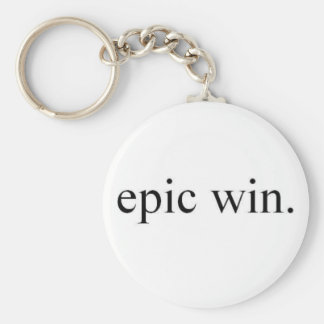 epic win key chains