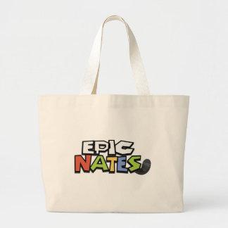 EpicNates Canvas Bag