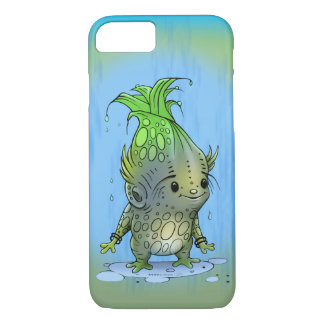 EPICORN  ALIEN CARTOON Apple iPhone 7  BARELY T iPhone 8/7 Case