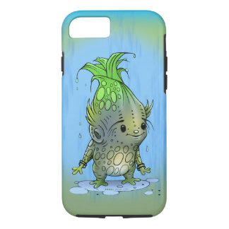 EPICORN  ALIEN CARTOON Apple iPhone 7  TOUGH iPhone 8/7 Case
