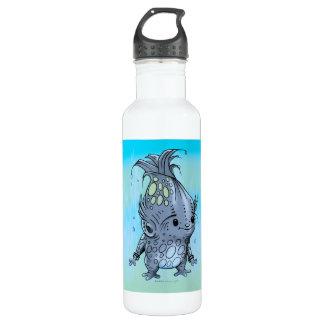 EPICORN BLUE W ALIEN MONSTER WATER BOTTLE 24 onz 710 Ml Water Bottle