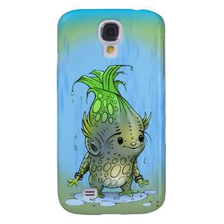 EPICORN CUTE ALIEN CARTOON Samsung Galaxy S4 Galaxy S4 Case