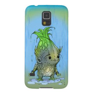 EPICORN CUTE ALIEN CARTOON Samsung Galaxy S5 Cases For Galaxy S5