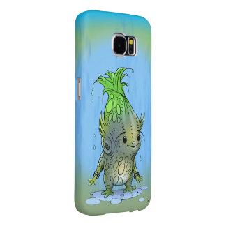 EPICORN CUTE ALIEN CARTOON Samsung Galaxy S6 Samsung Galaxy S6 Cases