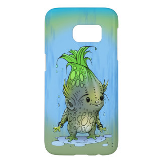 EPICORN CUTE ALIEN CARTOON Samsung Galaxy S7  B