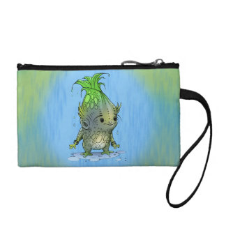 EPICRON ALIEN MONSTER  Key Coin Clutch
