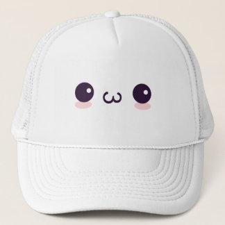 epicute cat face trucker hat