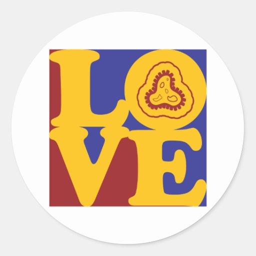 Epidemiology Love Sticker