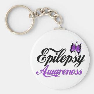 Epilepsy Awareness Keychains