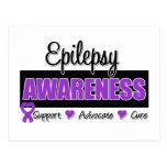 Epilepsy Awareness Postcard