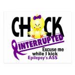 Epilepsy Chick Interrupted 2