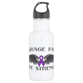 Epilepsy Courage Faith Wings 532 Ml Water Bottle