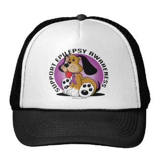 Epilepsy Dog Trucker Hat
