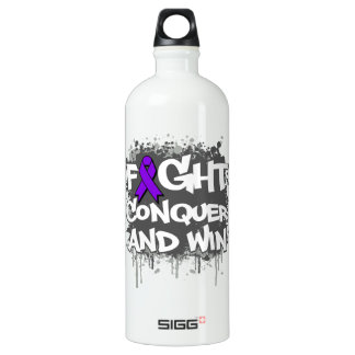 Epilepsy Fight Conquer and Win SIGG Traveller 1.0L Water Bottle