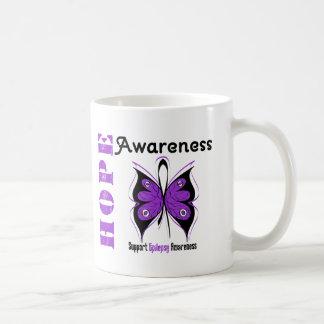 Epilepsy HOPE Awareness Mugs