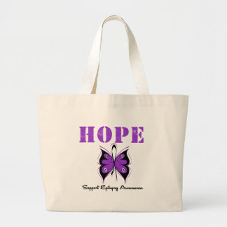 Epilepsy HOPE Jumbo Tote Bag