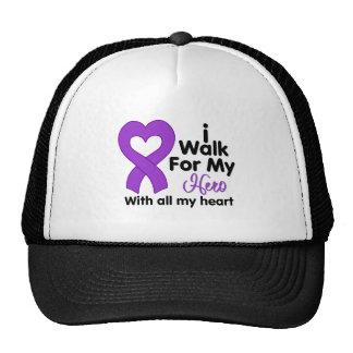 Epilepsy I Walk For My Hero Hat