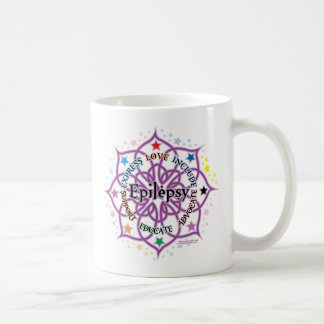 Epilepsy Lotus Coffee Mug
